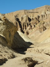 Death Valley, California Mountains by cinspics